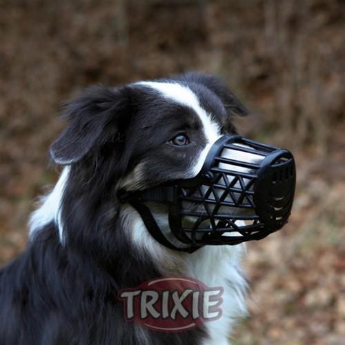 Bozal para Perros Cesta Plástico