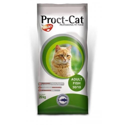 Pienso para Gatos Proct-Cat Pescado 30/10