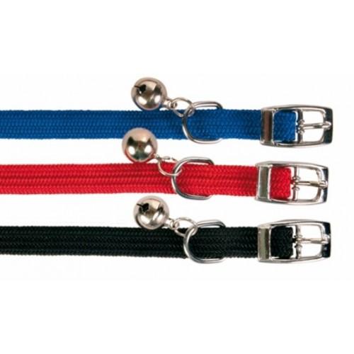 Pack Collar para Gatos con Cascabel Colores 6ud
