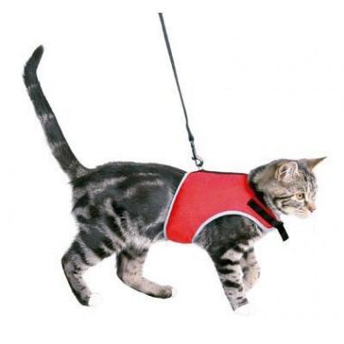 Arnés para  Gatos Suave con...