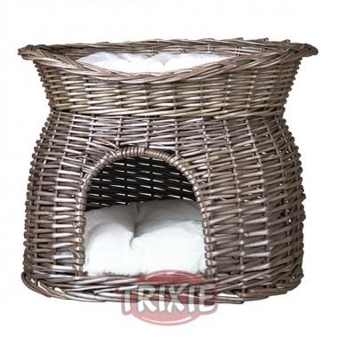 Cama para Gatos Doble Cueva...