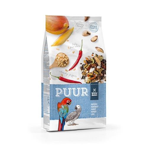 Comida para Loros Premium Puur Parrot 2kg
