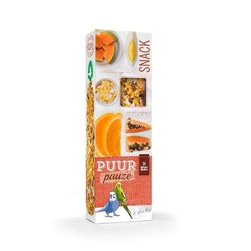 Puur Snacks para Periquitos 60gr