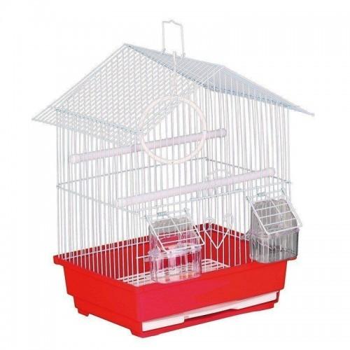 Jaula para Pájaros Mod. Mallorca 28x23x39cm