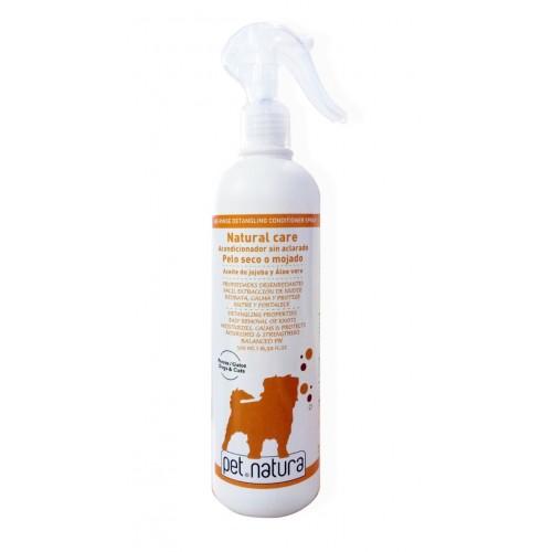 Acondicionador Natural para Perros y Gatos con Jojoba y Aloe Spray 500ml