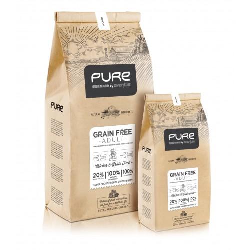 Pienso para perro PURE Grain Free