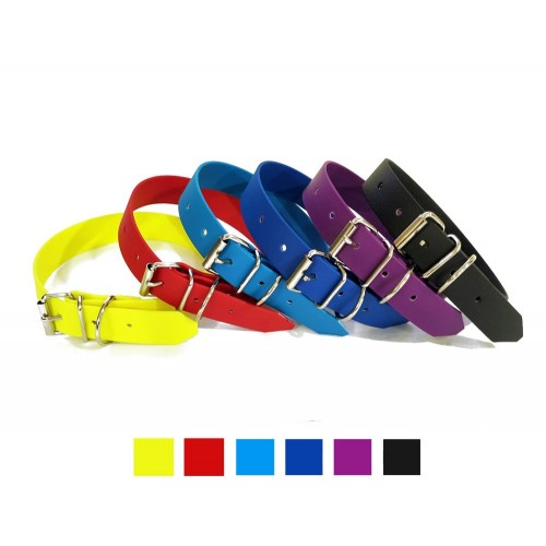 Collar para perros Nylon TPU Mate 2,5cm