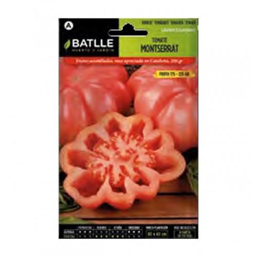 Semillas de Tomate Montserrat Batlle
