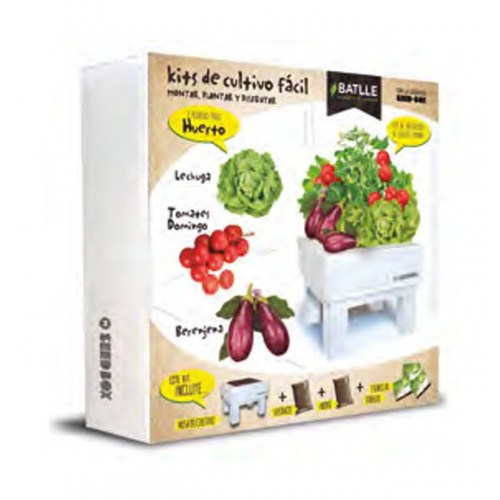 Seed Box 30x30 Huerta Eco Batlle