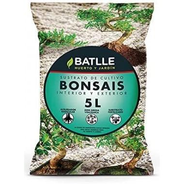 Sustrato Bonsais Batlle 5L