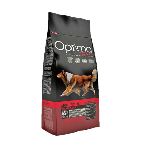 Pienso para Perros Optima Nova Adult Active 12kg