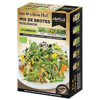 KF- Mix Brotes Vitamínicos...