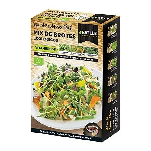 KF- Mix Brotes Vitamínicos