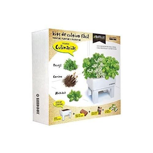 Seed Box 30x30 Culinarias Batlle