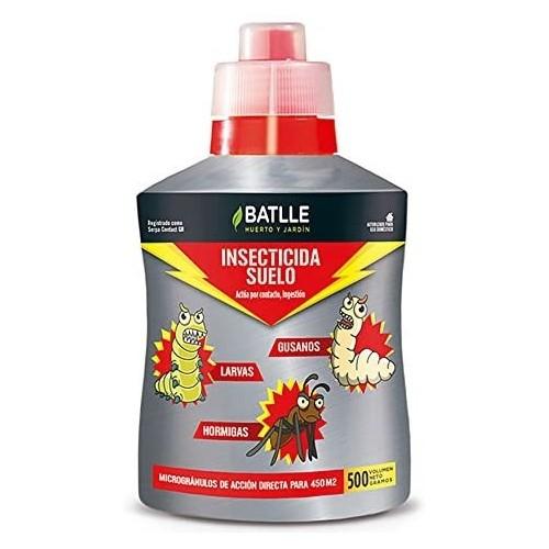 Insecticida Suelo Talquera Batlle 500gr