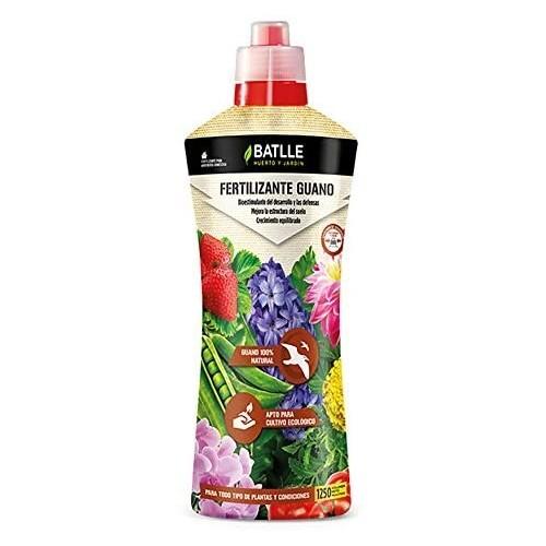 Fertilizante Guano Botella 1250ml