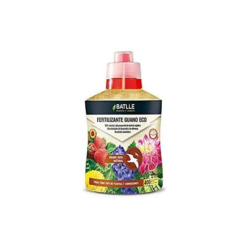 Fertilizante Guano Batlle Botella 400ml