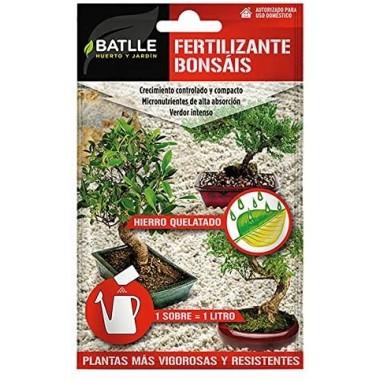 Fertilizante Bonsais Batlle...