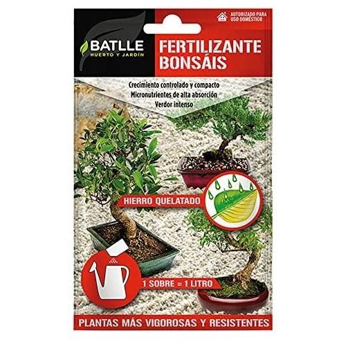Fertilizante Bonsais Batlle Sobre para 1L