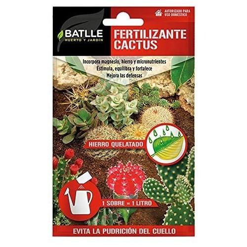 Fertilizante Cactus Sobre para 1L