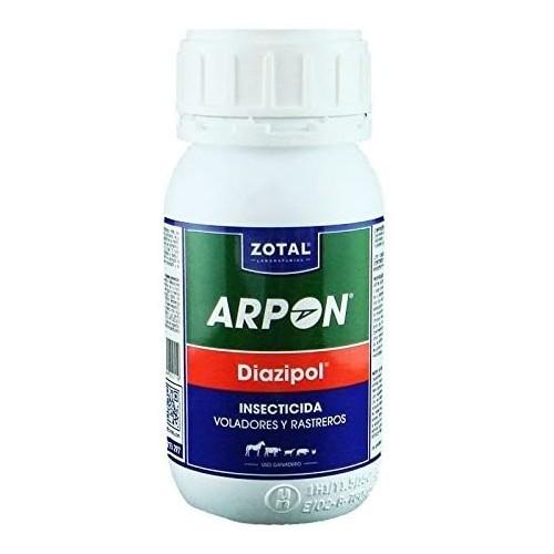 Arpon Diazipol 250ml - Insecticida concentrado