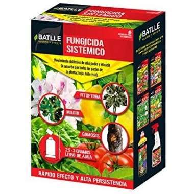 Fungicida Sistémico Batlle...