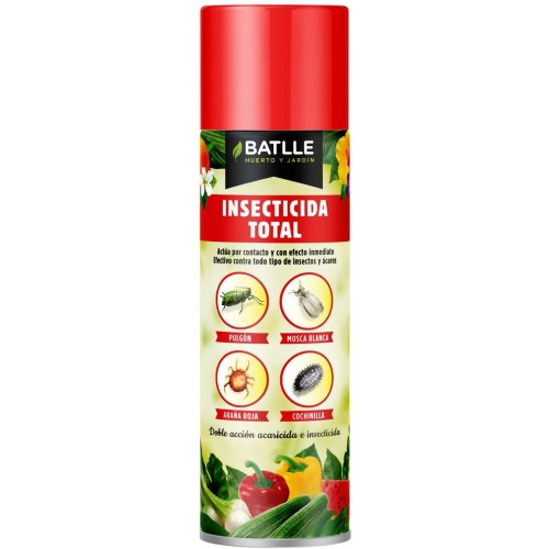 Insecticida Total Aerosol 500ml