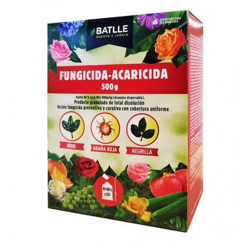 Fungicida Acaricida Batlle 500gr