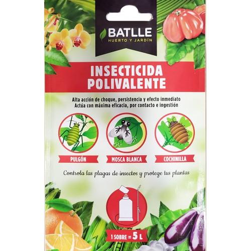 Insecticida Polivalente Batlle Sobre para 5l