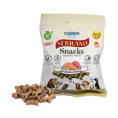 Snacks Mediterranean Serrano Pescado 100gr