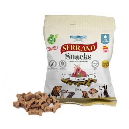 Snacks Mediterranean Serrano Cordero 100gr