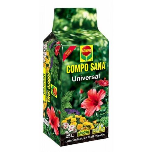 Sustrato Compo Sana Confort 25L