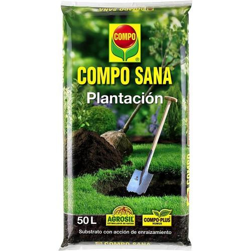 Sustrato Compo Sana Plantación 50L
