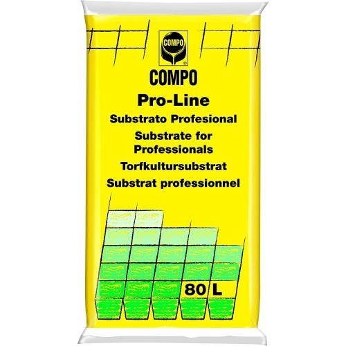 Sustrato Compo Sana Turba Green Profesional 80L