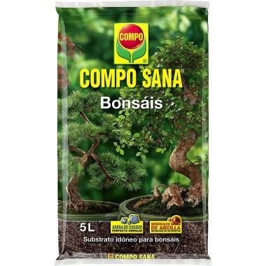 Sustrato Compo Sana Bonsais 5L
