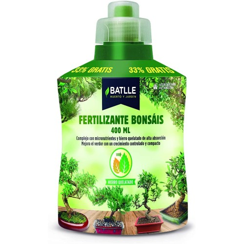Fertilizante Bonsais Batlle 400ml