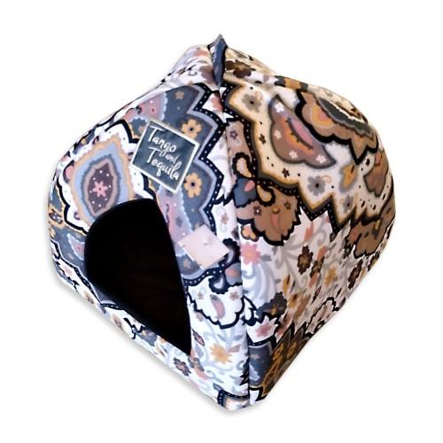 Iglú para Gatos y Perros Mini Isabella 35cm base