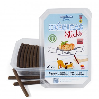 70 Ibéricas Sticks...