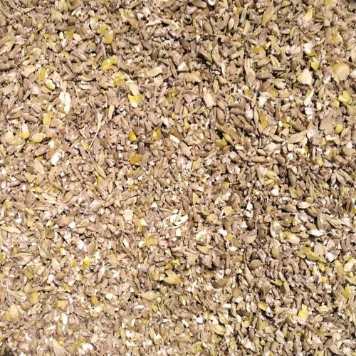 Mezcla Natural de cereales para Aves de Corral
