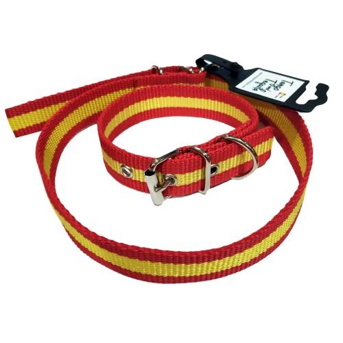 Collar para Perros Nylon de España ancho 2,5cm