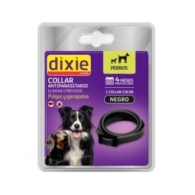 Dixie Collar Negro...