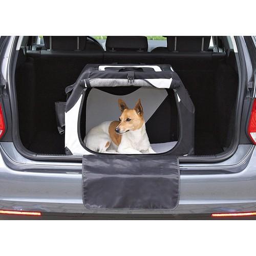 Transportín para perros y gatos de Nylon Plegable Mod. Vario