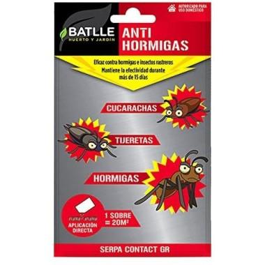 Anti Hormigas Sobre 50gr