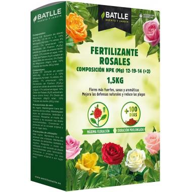 Fertilizante Rosales 1,5 Kg...