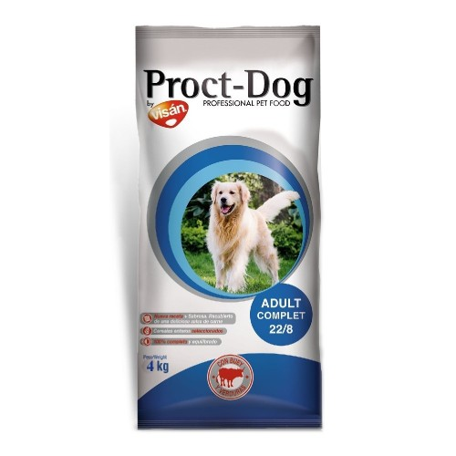 Pienso para Perros Proct-Dog Adult Complet 22/8