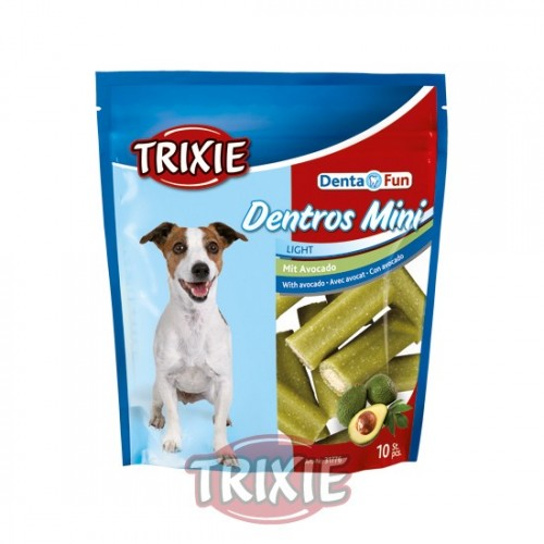 Premios para Perros Dentros Mini Light Aguacate 140gr