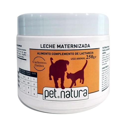 Leche Maternizada Cachorros y Gatitos 250gr