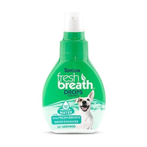Anti mal aliento de Perros Fresh Breath Drops Bebible 65ml