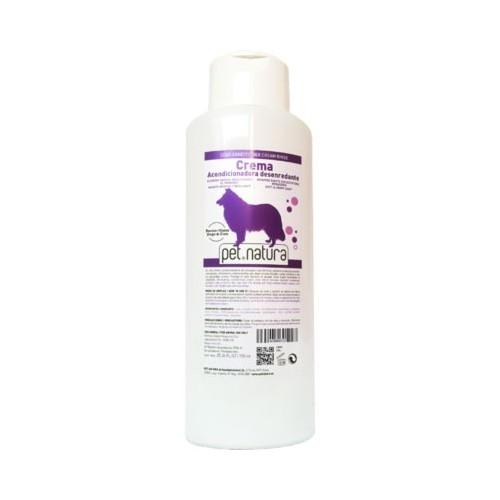 Crema Acondicionadora Desenredante para Perros y Gatos Pet Natura 250ml
