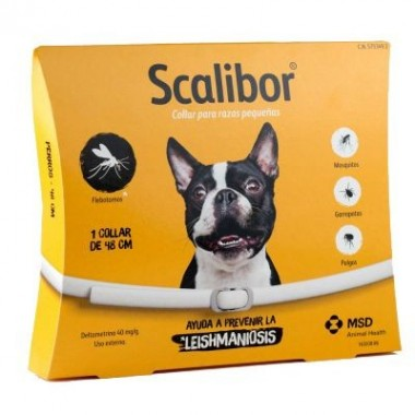Collar Scalibor...